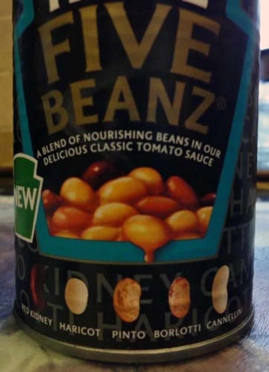 Heinz Five Beans