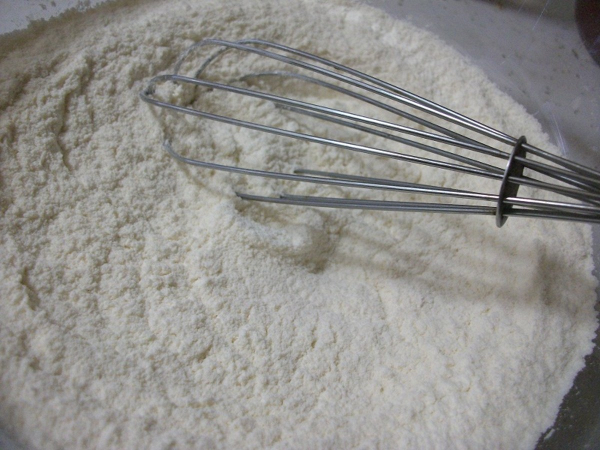 Dry Flour Mixture