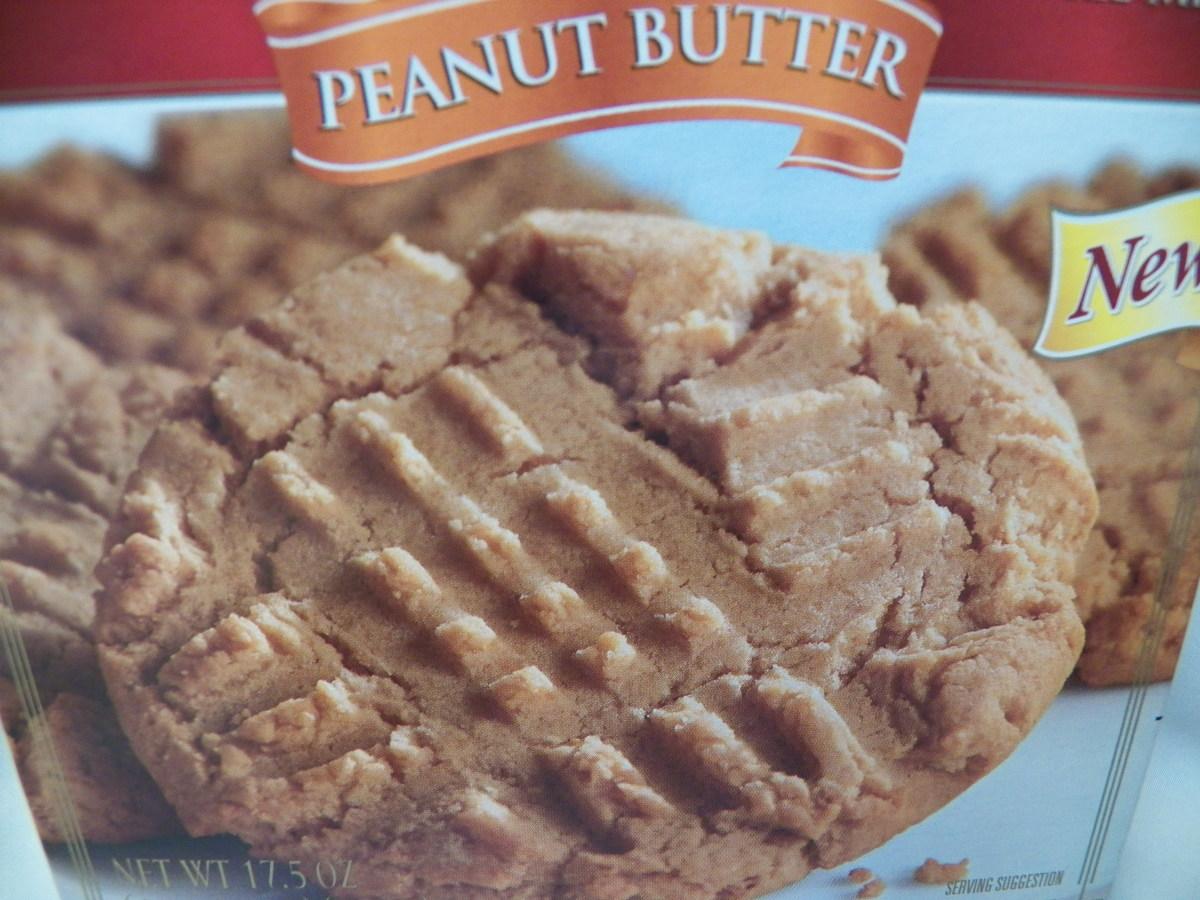 Nice rich peanut butter taste.
