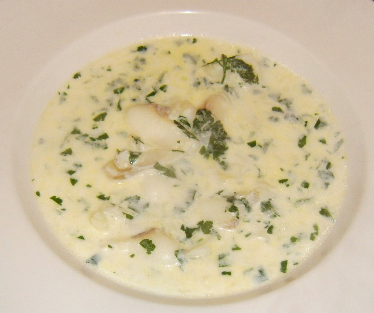 Simple and traditional cullen skink