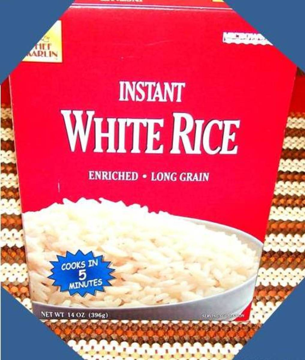 Make 2 cups of rice in a separate pot according to box instructions.  Add to the other pot and mix well.