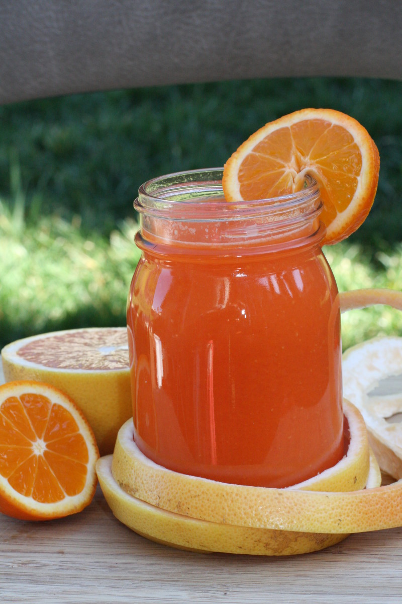 Amazing Carrot Juice Recipe
