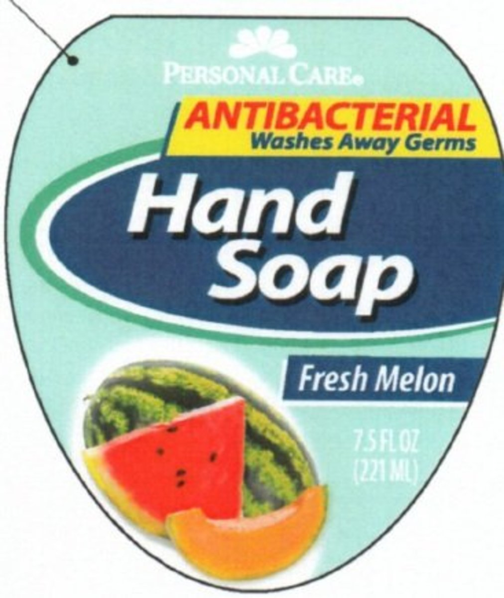 Did you know that hand soaps, shampoos, creams, and other personal hygiene products may contain this coloring?