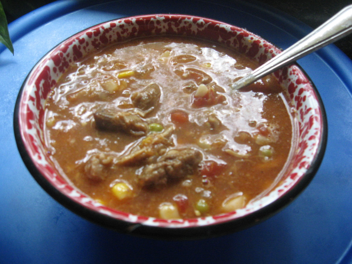 How to Make Brunswick Stew