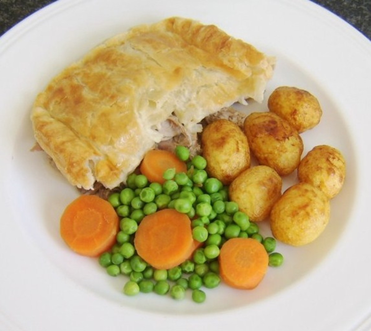 Rabbit and mutton pie is one of the very first recipes many people will think of for rabbit