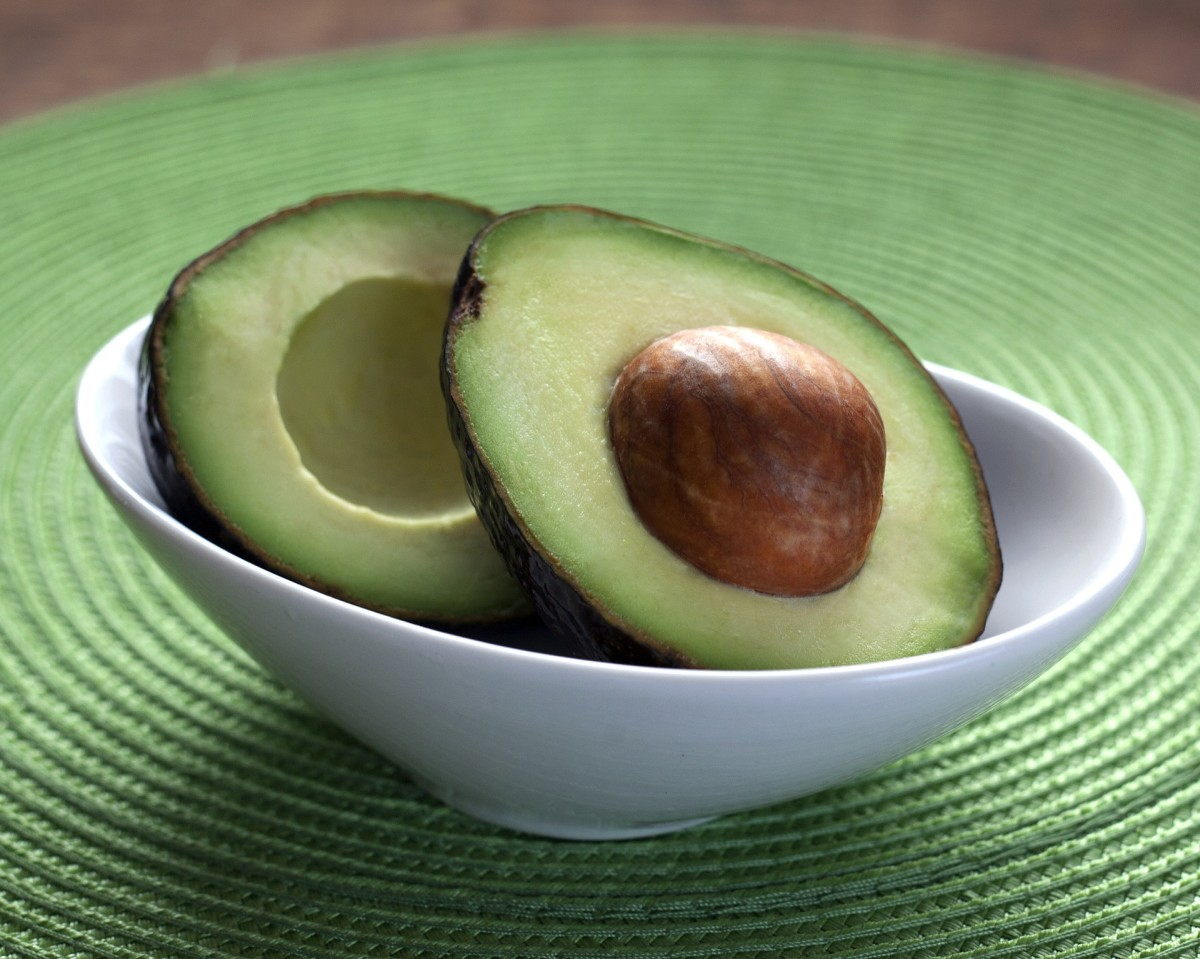 Did you know it's possible to ripen an avocado after you've already cut it open?