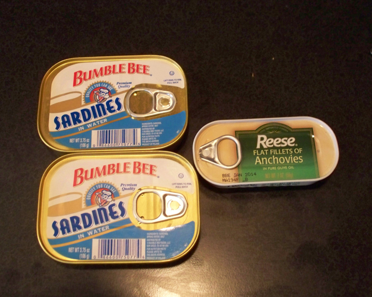 Healthy Sardine and Anchovy Fish Paste Recipe - Just like Peck's Anchovette