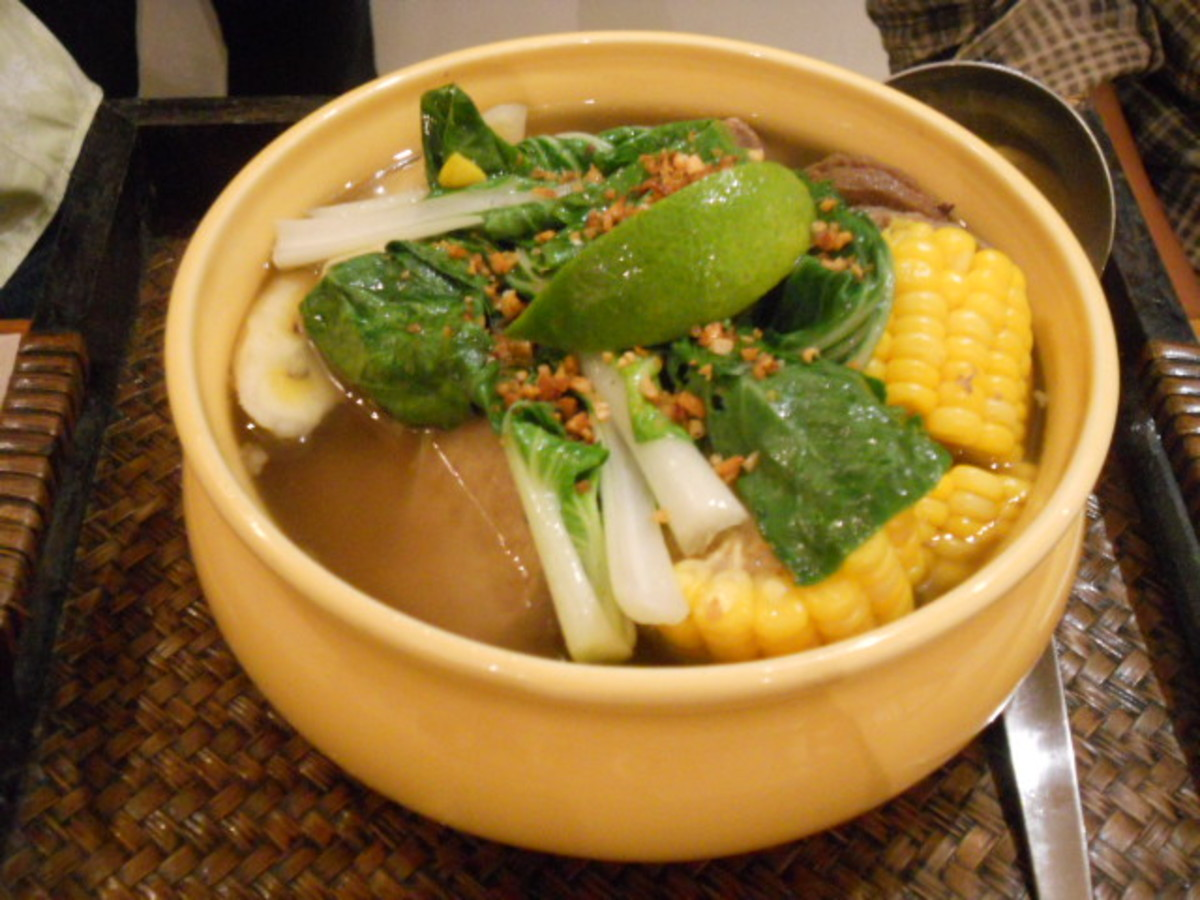 Bulalo from The T House