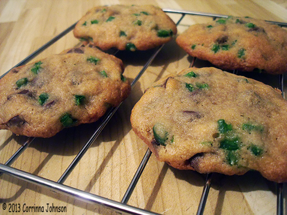 Jalapeño Chocolate Chip Cookies Recipe