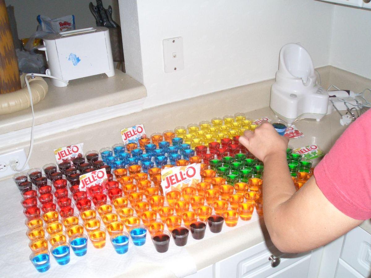 making-jello-shot-recipes