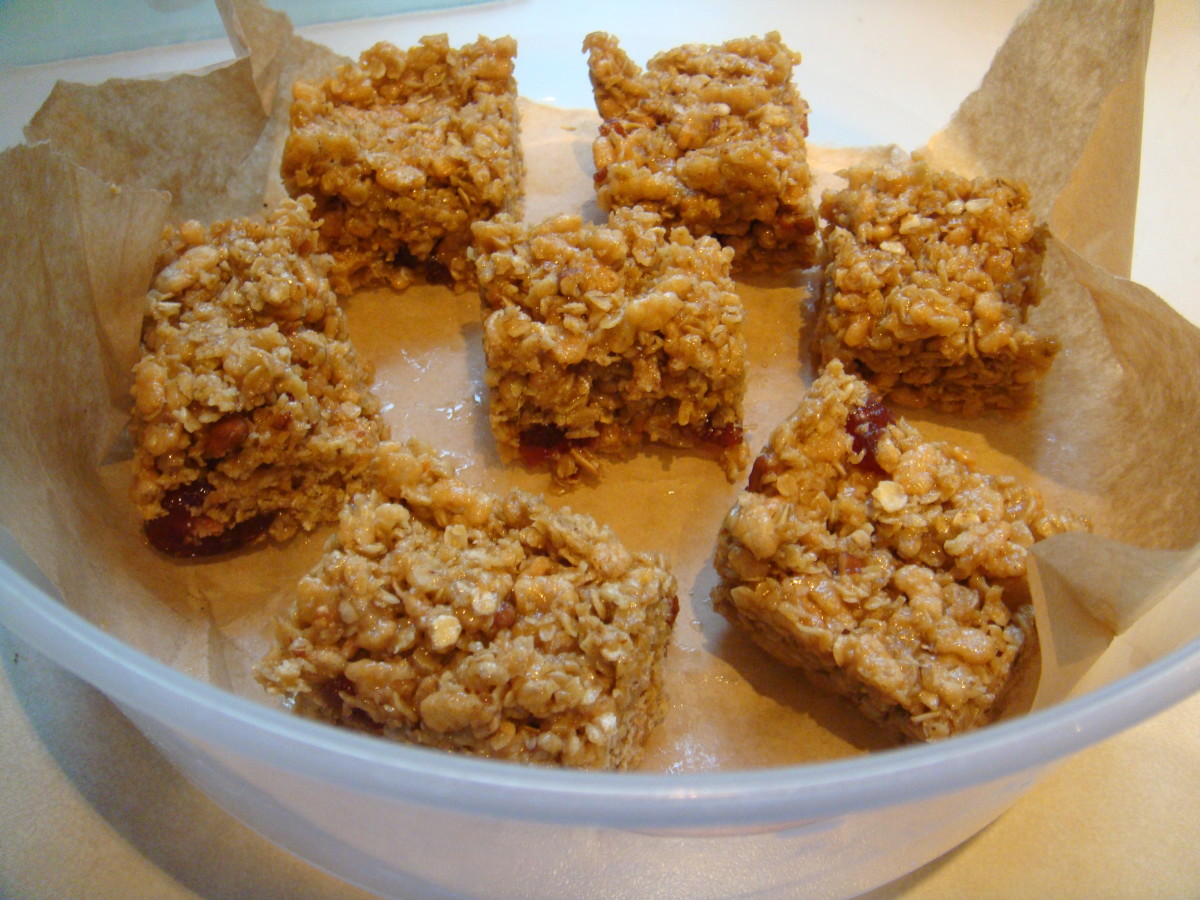 how to make flapjacks no butter