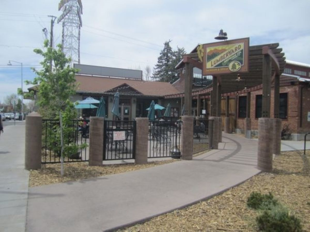The Lumberyard in Flagstaff