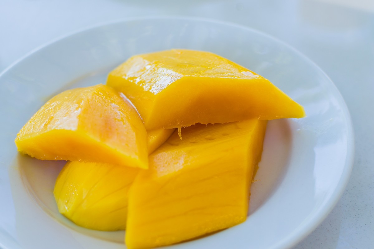 The sweet flavor and creamy texture of fresh mango really make this dish stand out.