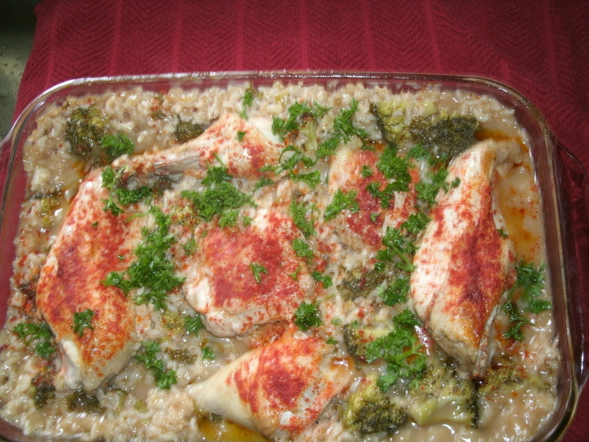 how-to-make-easy-chicken-and-rice-casserole
