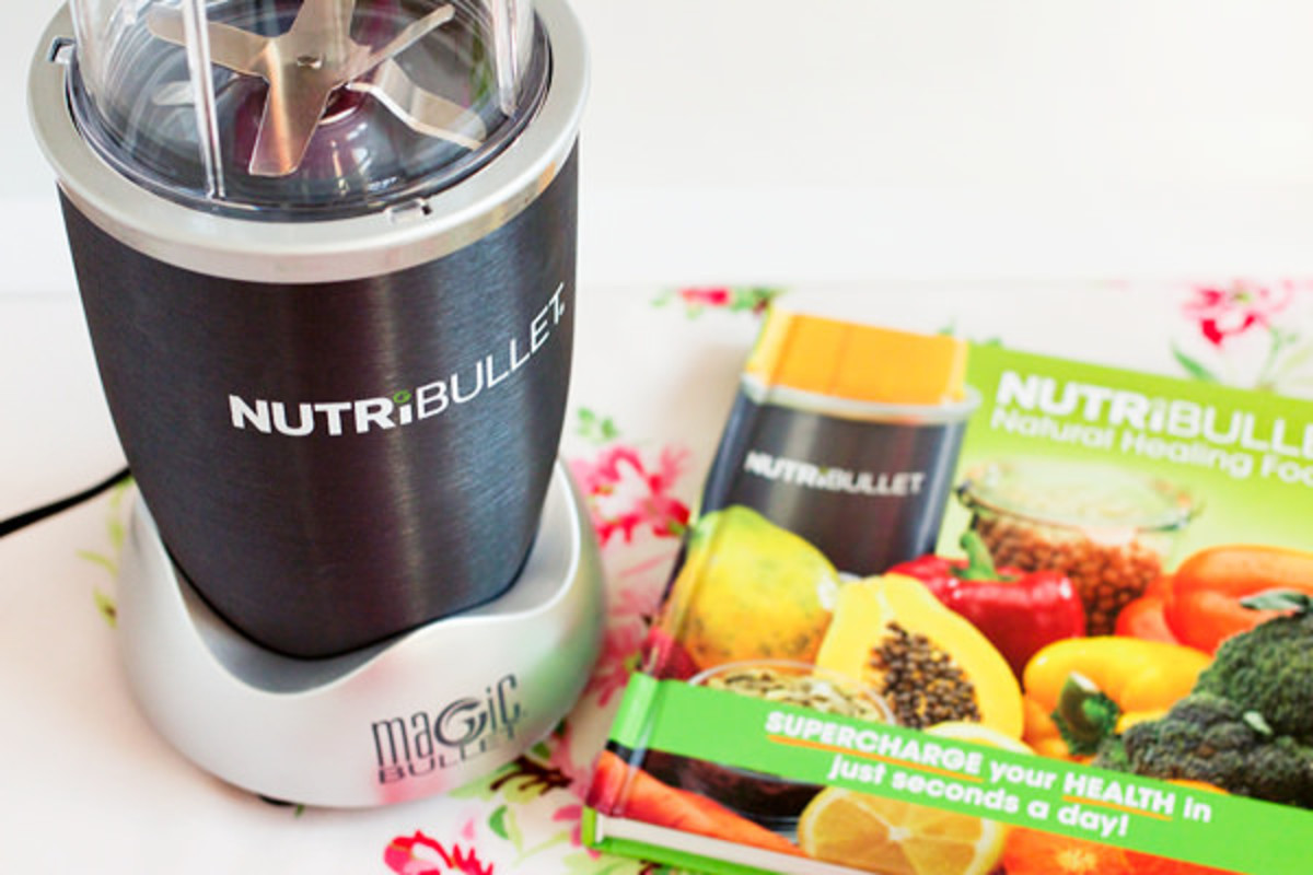 NutriBullet: Great Tool for my Fruit Smoothie Recipe!