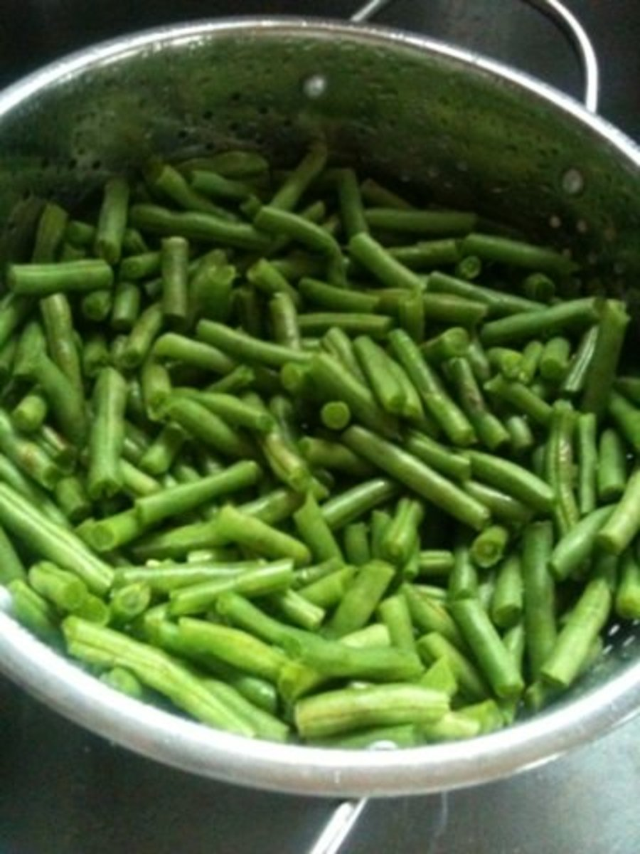 How to Can Green Beans at Home in a Pressure Canner