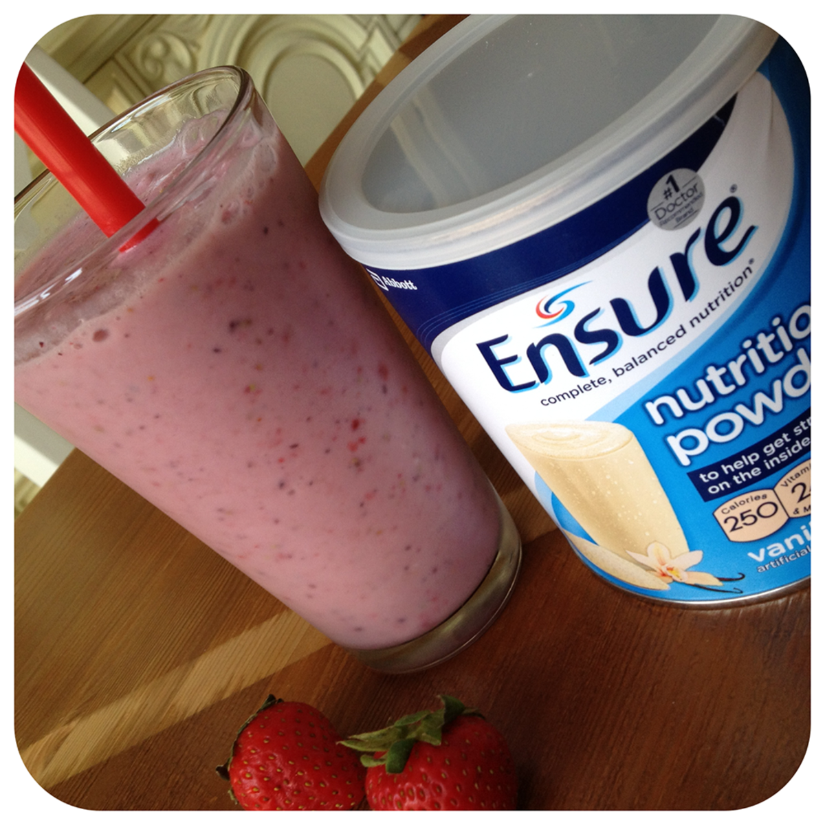 Ensure Smoothie Recipes