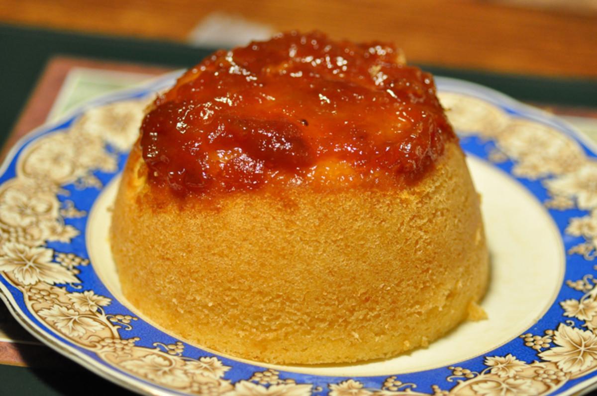Steamed Cumquat Marmalade Pudding. Image: © Siu Ling Hui