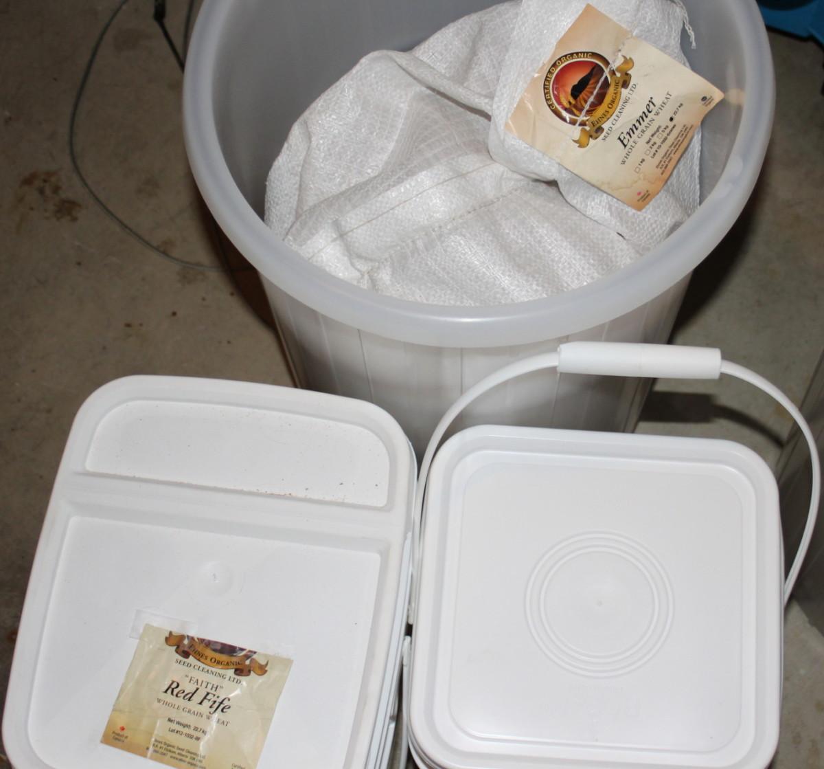 how to make organic sourdough starter