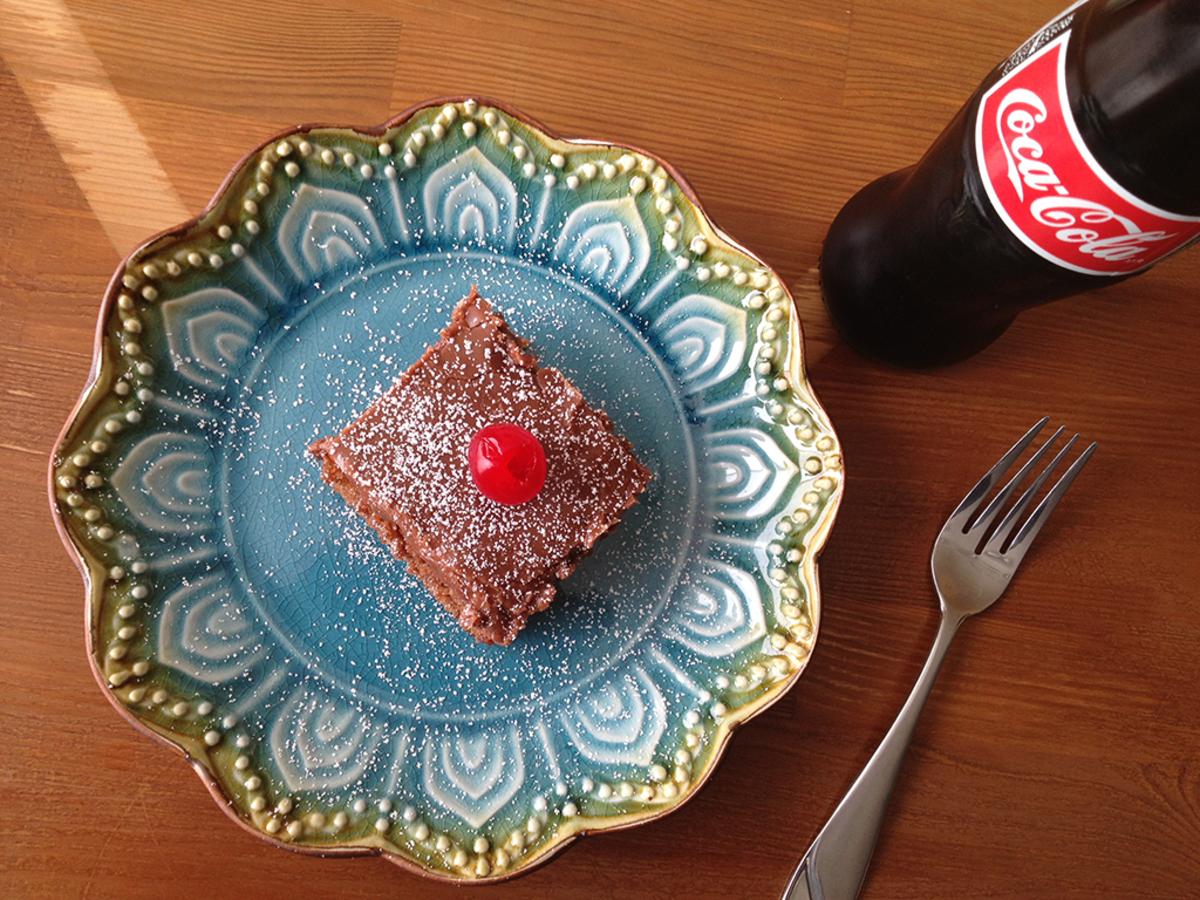 Recipe for Soda Cake