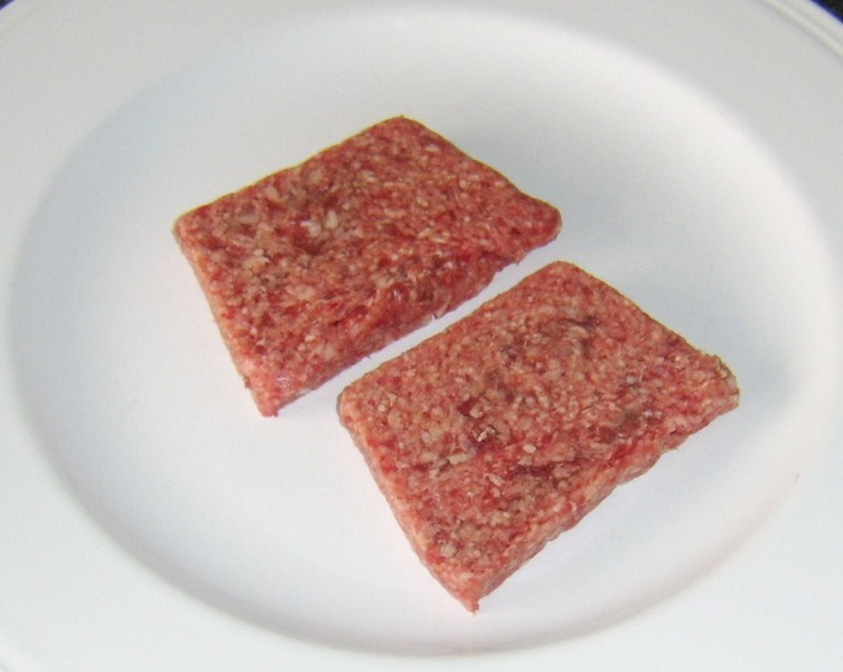 Lorne sausage is a Scottish sausage sold in slices.