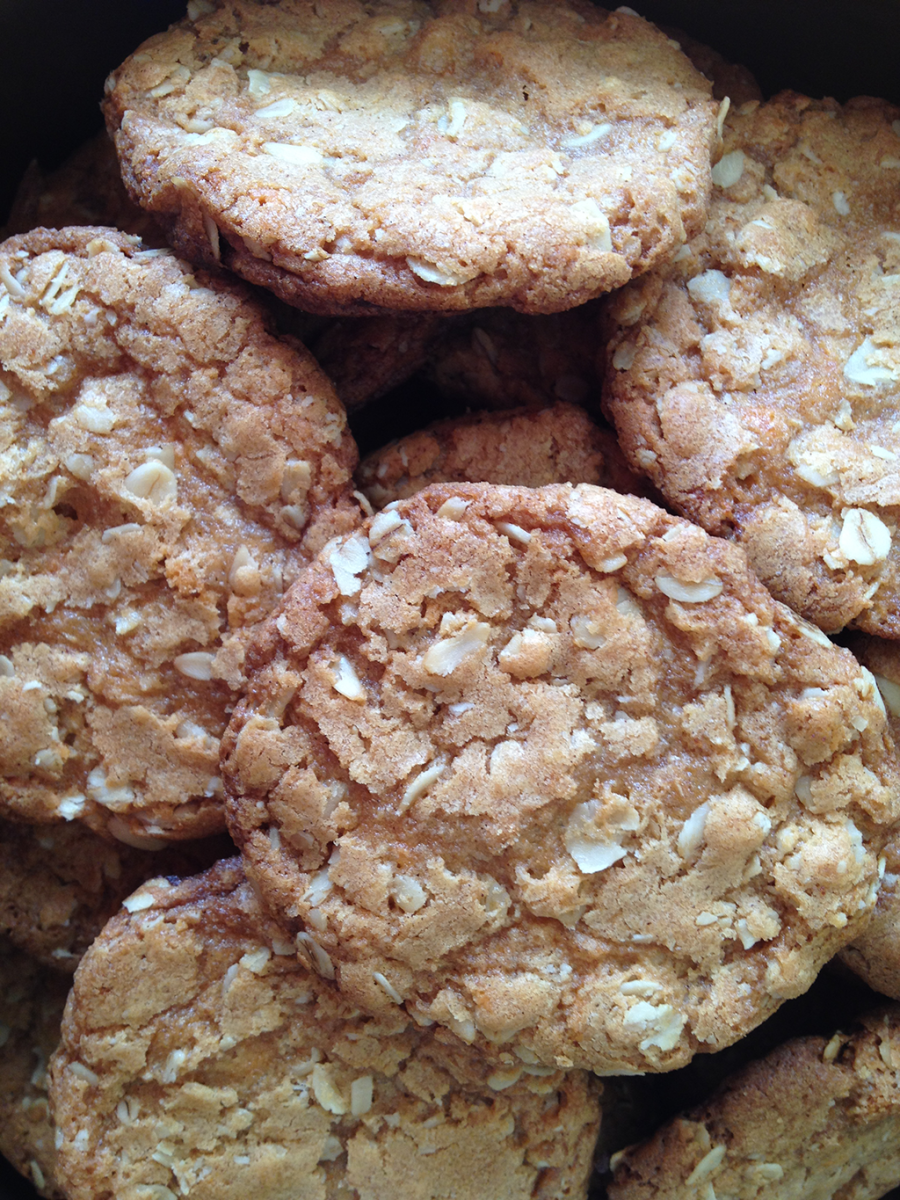 Oatmeal Desserts - A Cookie Recipe