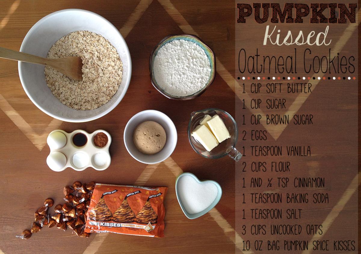 Autumn Cookie Recipes
