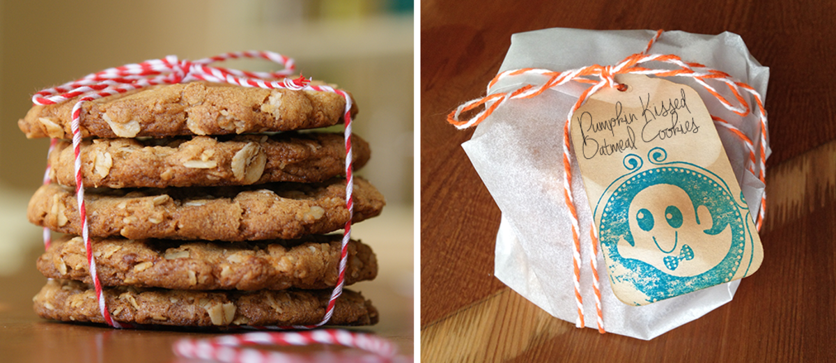 Cookie Wrapping Ideas