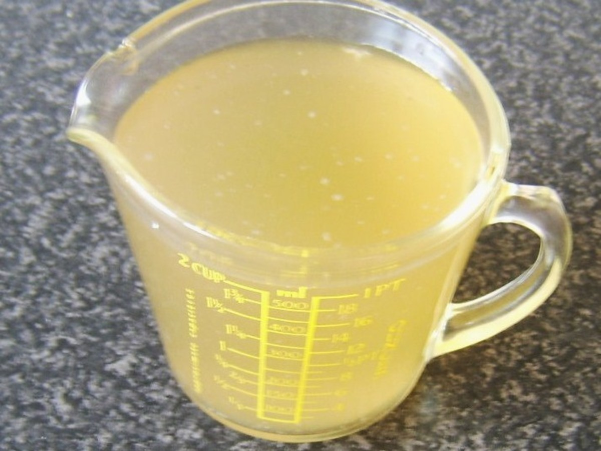 UK pint measurement of turkey stock