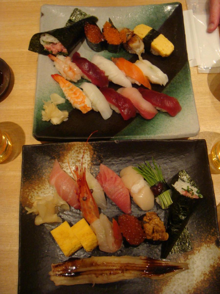 Hina Sushi Shinjuku