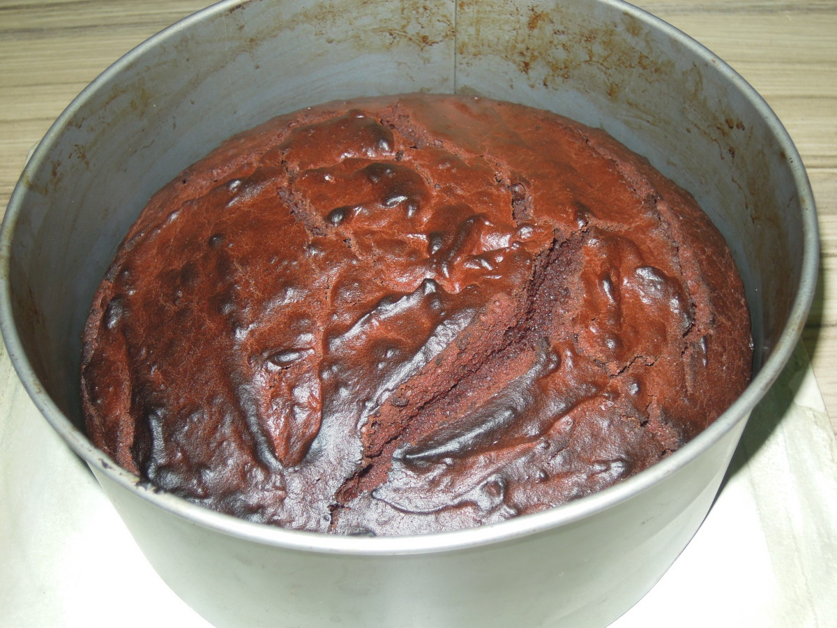 Chocolate and Beetroot Cake recipe - All cooked!