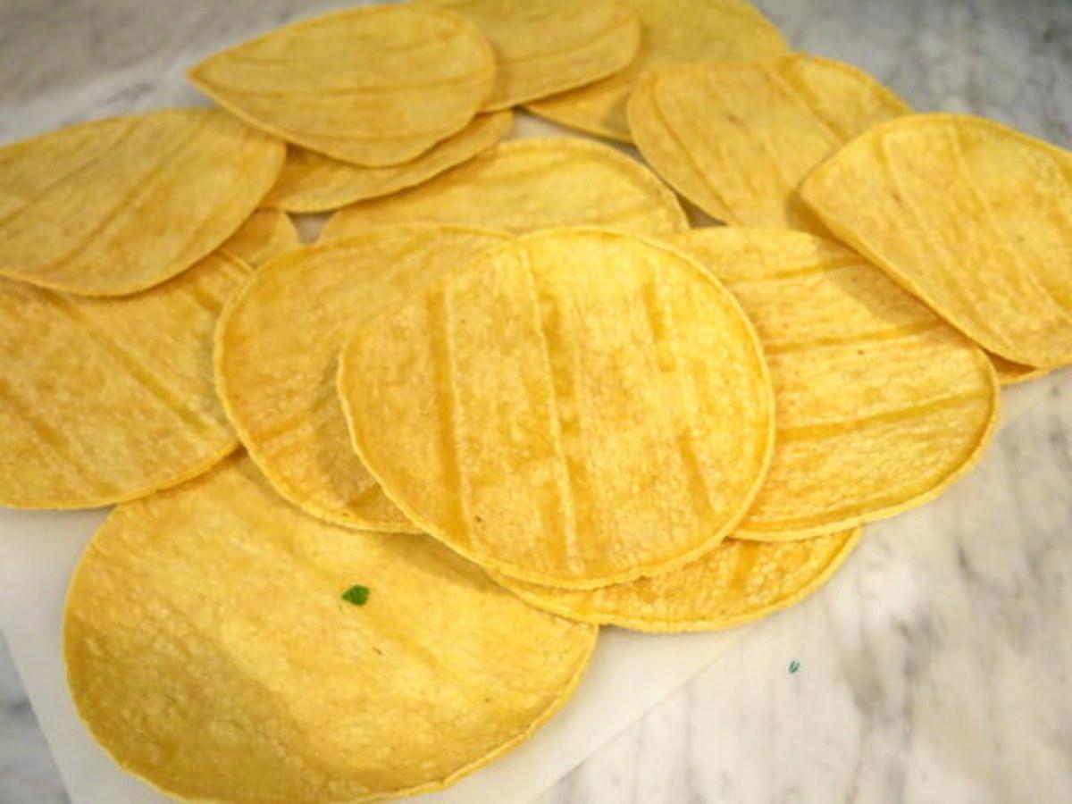 Choose Gluten-Free tortillas