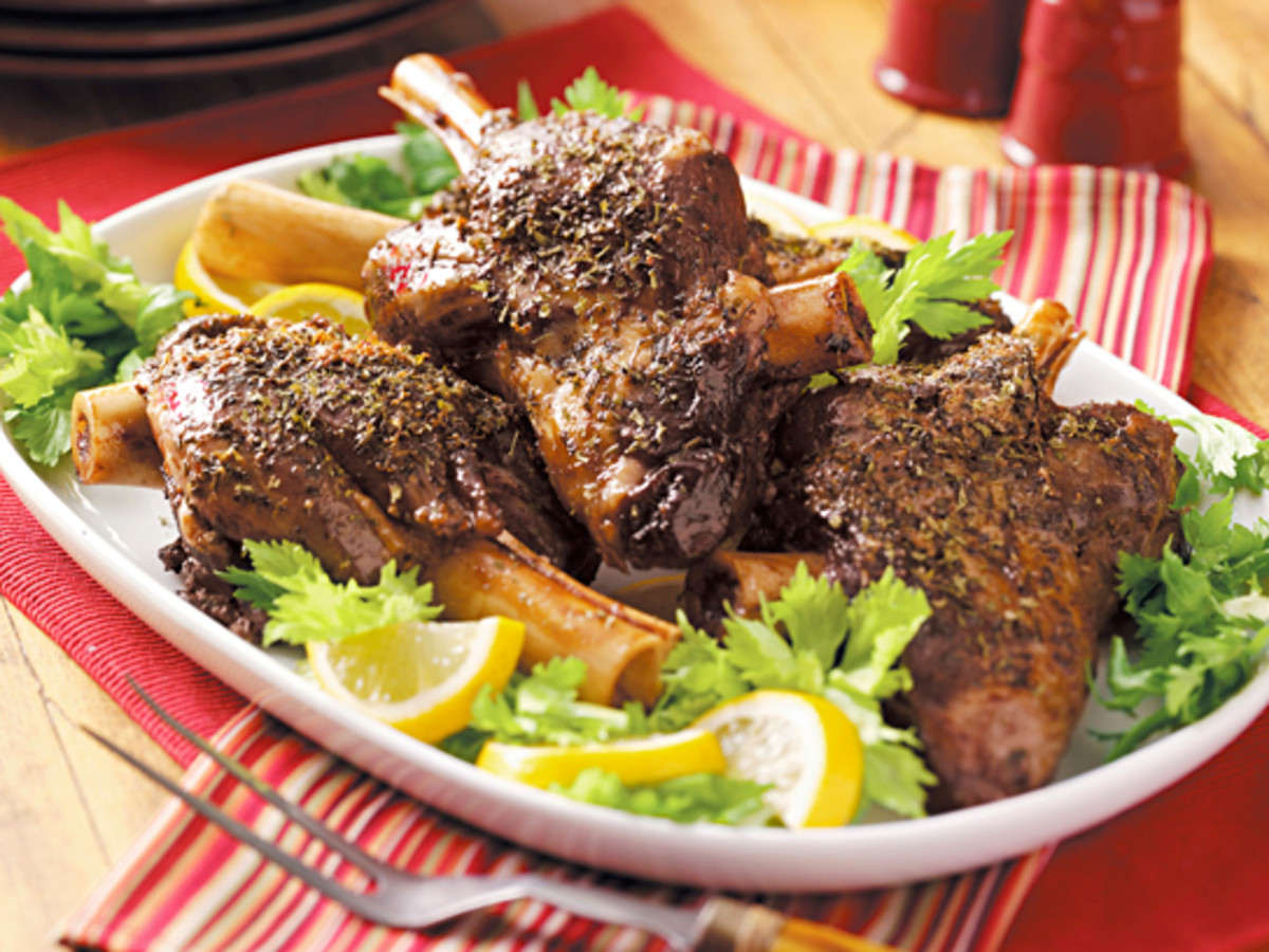 Slow Cooker Lamb Ribs