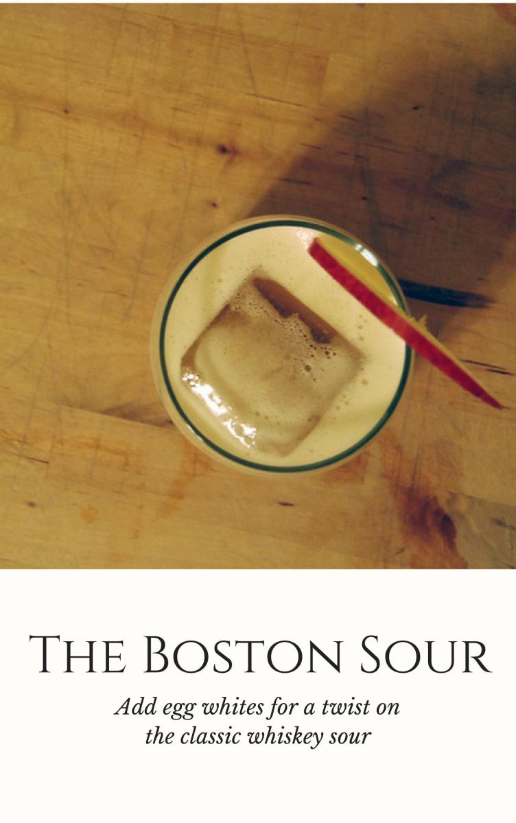 the Boston sour