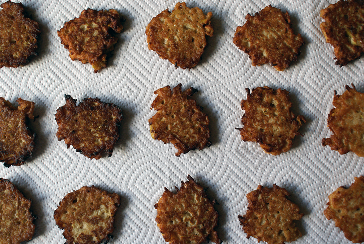 Recipes for Apples - Recipes for Latkes