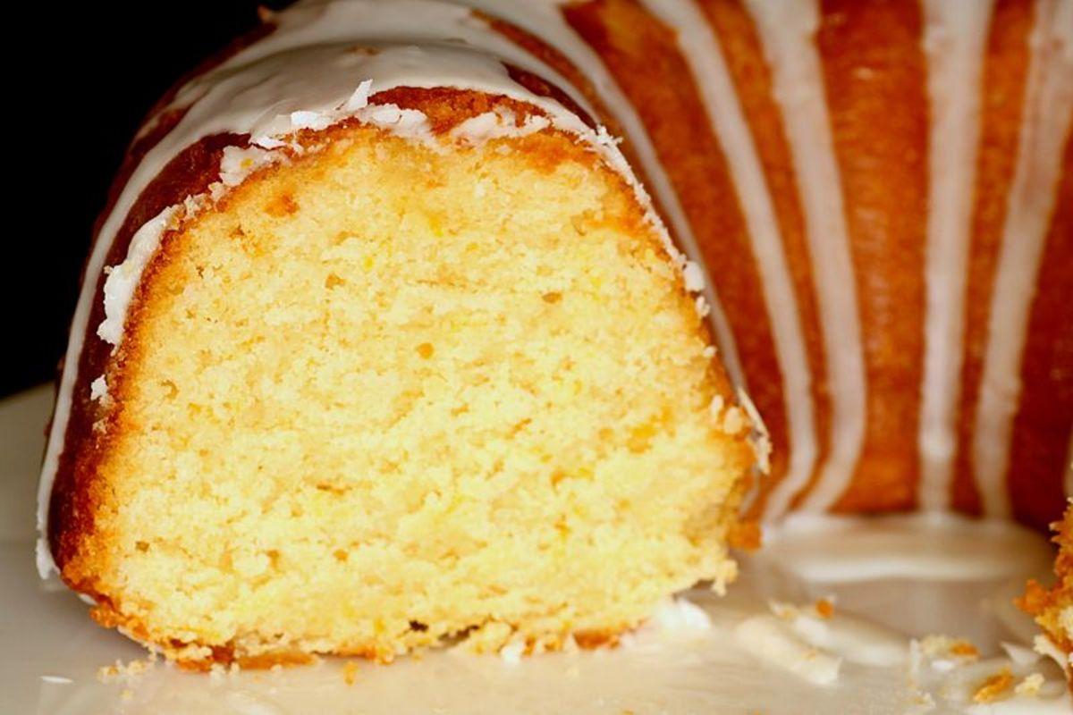 Moist Rum Cake