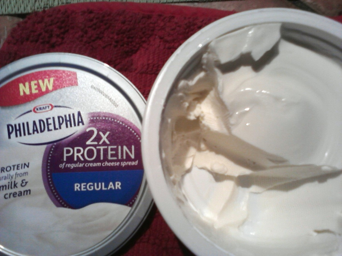 Philadelphia 2x Protein Cream Cheese