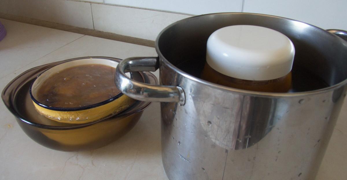 Cooling chutney