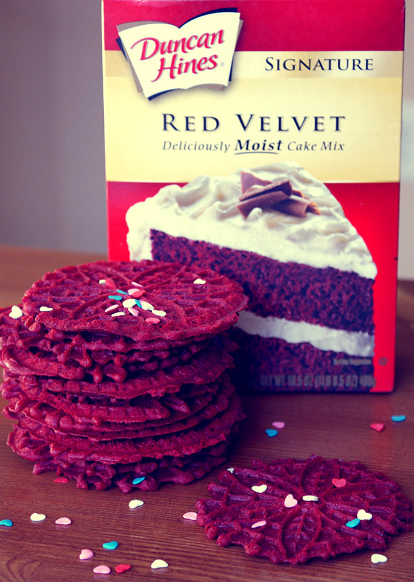 Easy Red Velvet Recipes