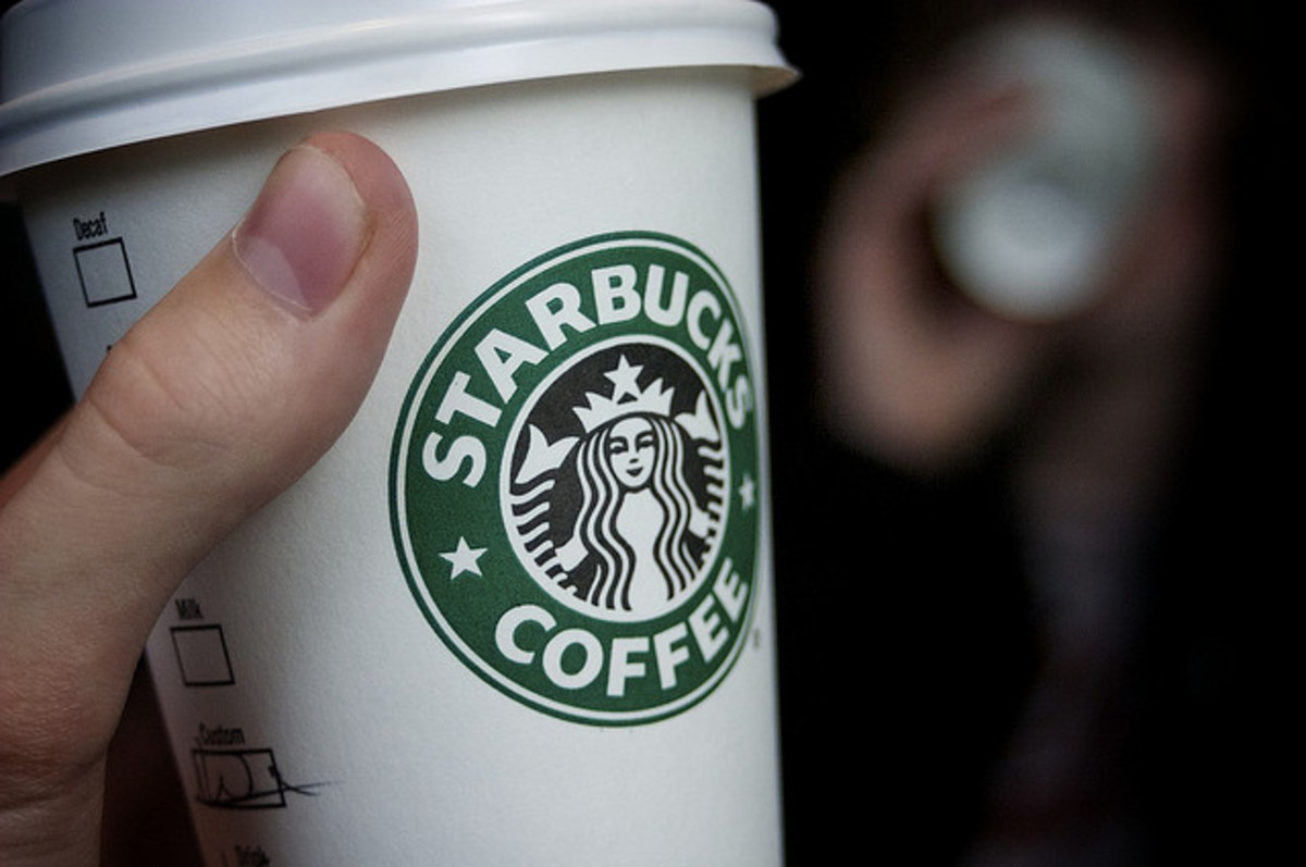 Starbucks hot chocolate is made with syrups, not with solid chocolate.
