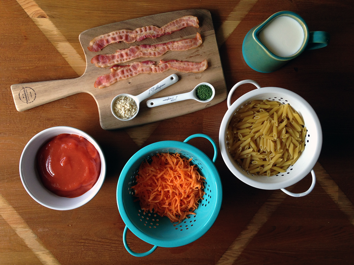 How to Make Soup Taste Better - Soup with Bacon