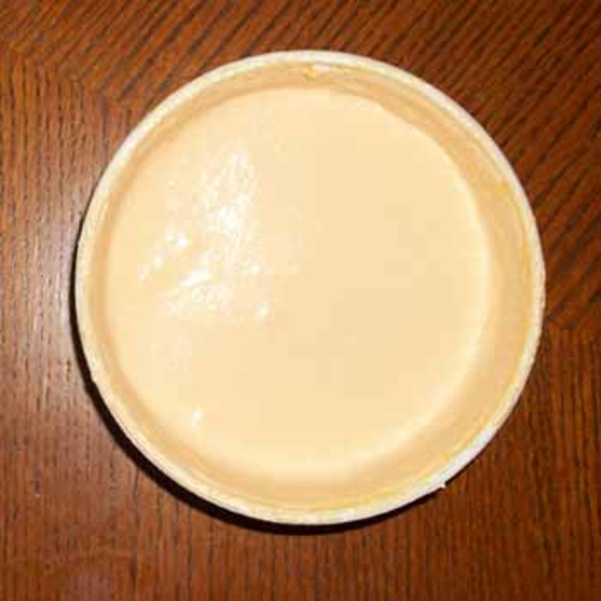 Frosting made with whipped topping and instant pudding
