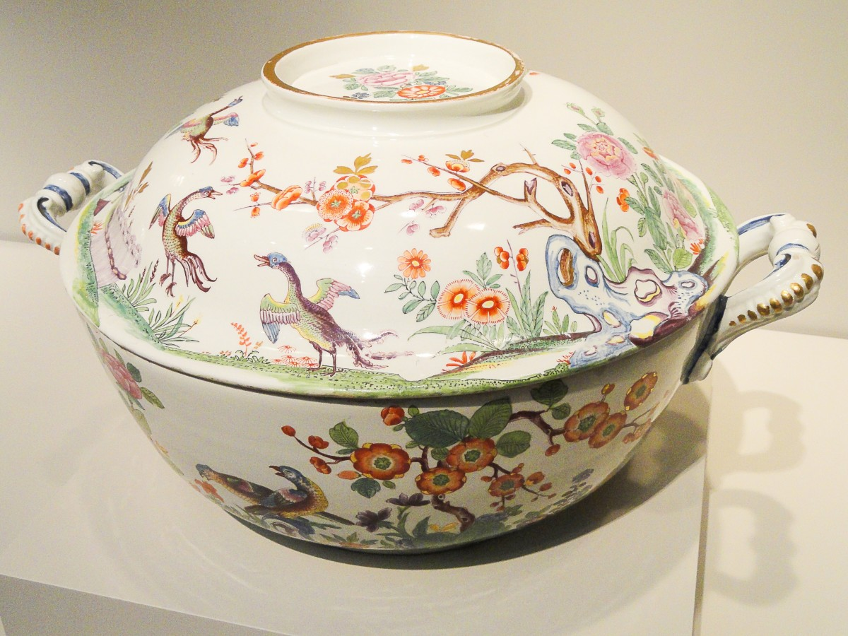 Another beautiful tureen