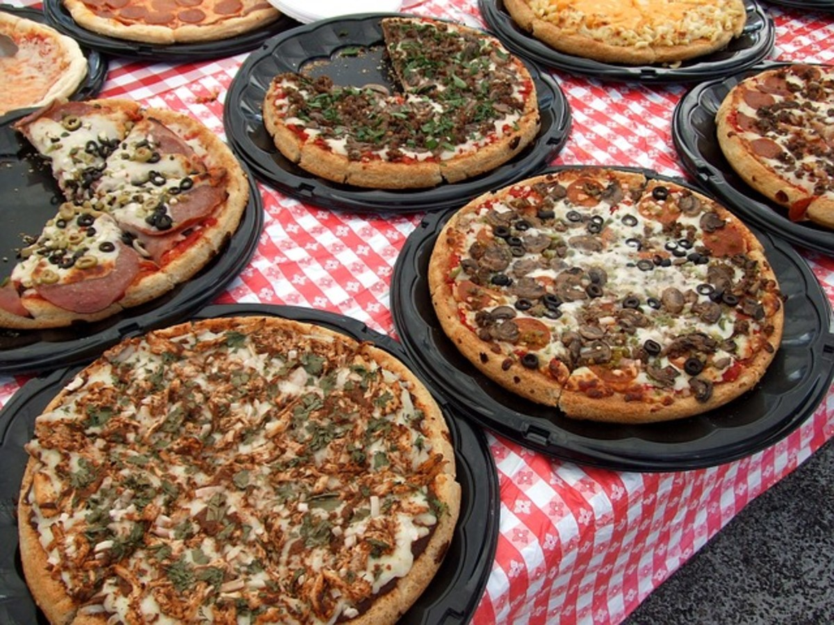 Should pizza chains just increase the cost of their food rather than tack on hidden fees?
