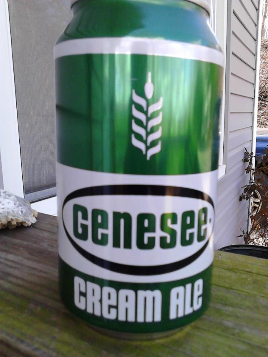 Want a decent cheap beer? Genny Cream Ale hits the spot.