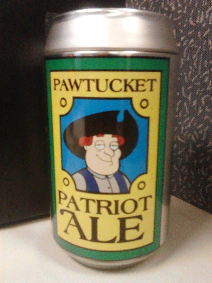 Sadly, Pawtucket Patriot Ale does not actually exist. If it did, however, it would probably still be better than Boxer.