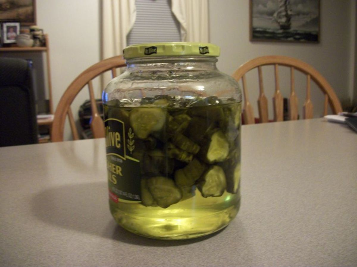 After the sugar dissolves, set the jar in fridge for 2 days.