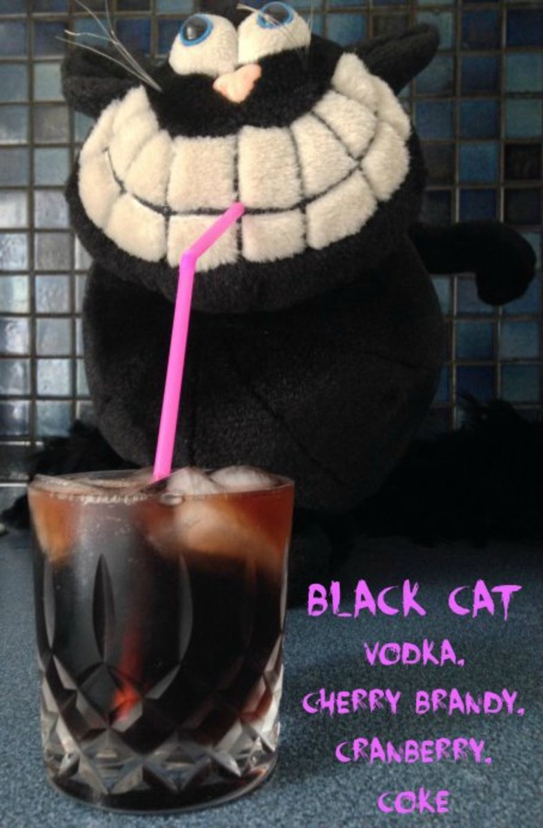 Black Cat Cocktail