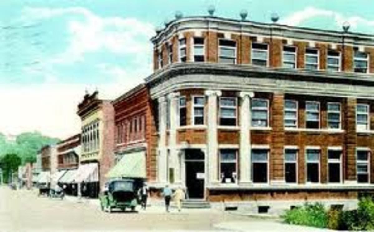Main Street Saint Albans