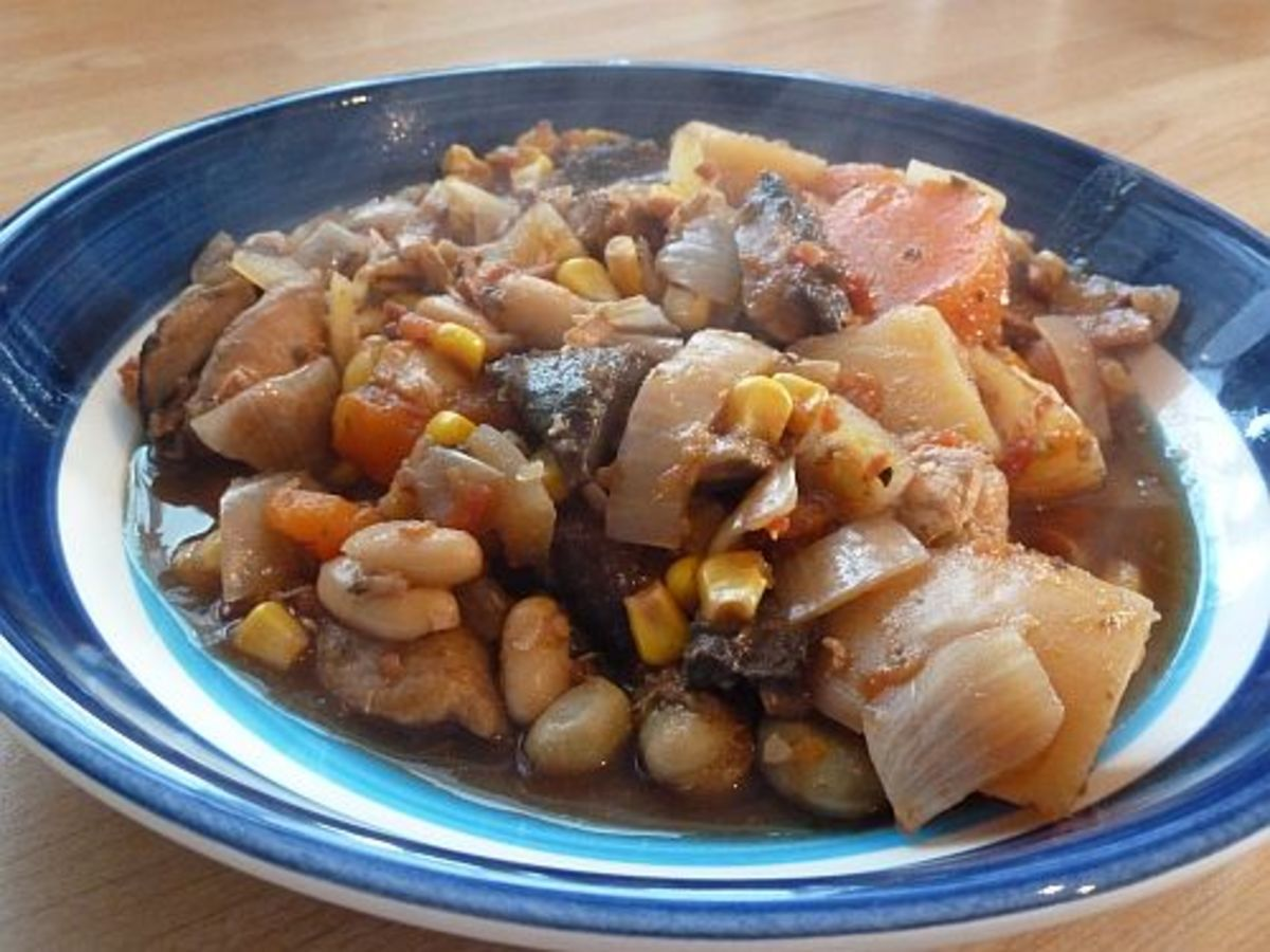 Hearty Syn-Free Chicken Casserole